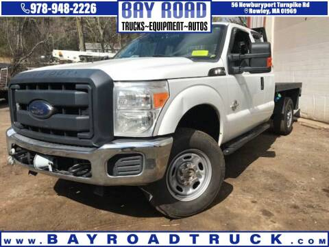 2012 Ford F-250 Super Duty for sale at Bay Road Trucks in Newbury MA