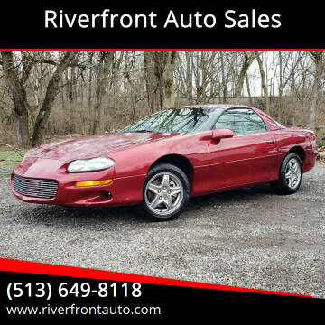 1999 Chevrolet Camaro for sale at Riverfront Auto Sales in Middletown OH