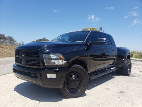 2012 RAM Ram Pickup 3500 for sale at L.A. Vice Motors in San Pedro CA