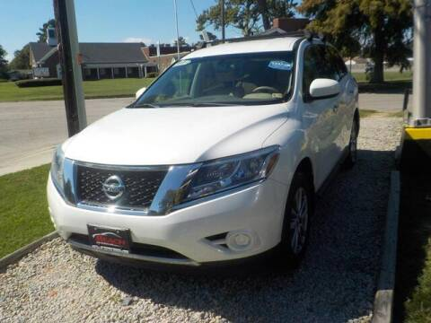 2014 Nissan Pathfinder for sale at Beach Auto Brokers in Norfolk VA