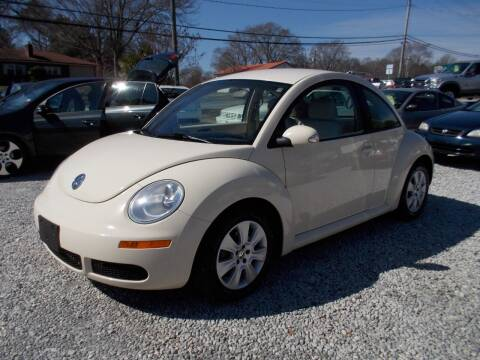 2009 Volkswagen New Beetle for sale at Carolina Auto Connection & Motorsports in Spartanburg SC