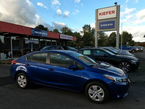 2018 Kia Forte for sale at Kiefer Nissan Budget Lot in Albany OR