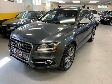 2015 Audi SQ5 for sale at Newton Automotive and Sales in Newton MA