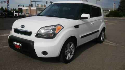 2011 Kia Soul for sale at Motor City Idaho in Pocatello ID