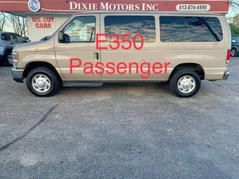 2012 Ford E-Series Wagon for sale at Dixie Motors in Fairfield OH