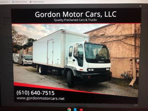 2007 Isuzu FVR for sale at Gordon Motor Cars, LLC in Frazer PA
