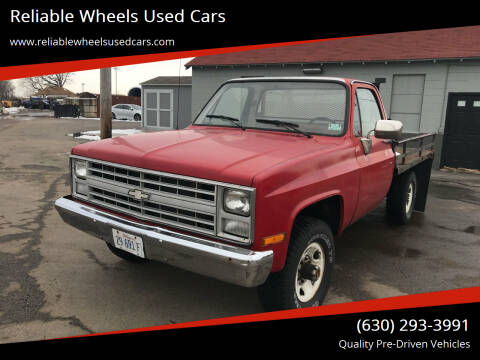 1976 Chevrolet C/K 20 Series for sale at Reliable Wheels Used Cars in West Chicago IL