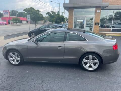 2014 Audi A5 for sale at Auto Sport INC in Grand Rapids MI