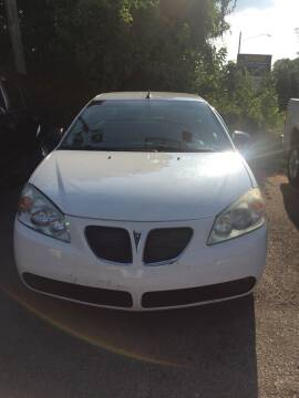 2008 Pontiac G6 for sale at All Star Auto Sales of Raleigh Inc. in Raleigh NC