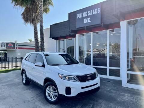 2014 Kia Sorento for sale at Prime Sales in Huntington Beach CA