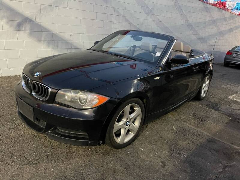 2009 BMW 1 Series for sale at North Jersey Auto Group Inc. in Newark NJ
