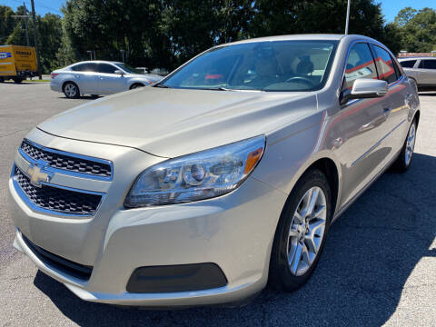 2013 Chevrolet Malibu for sale at Capital City Imports in Tallahassee FL