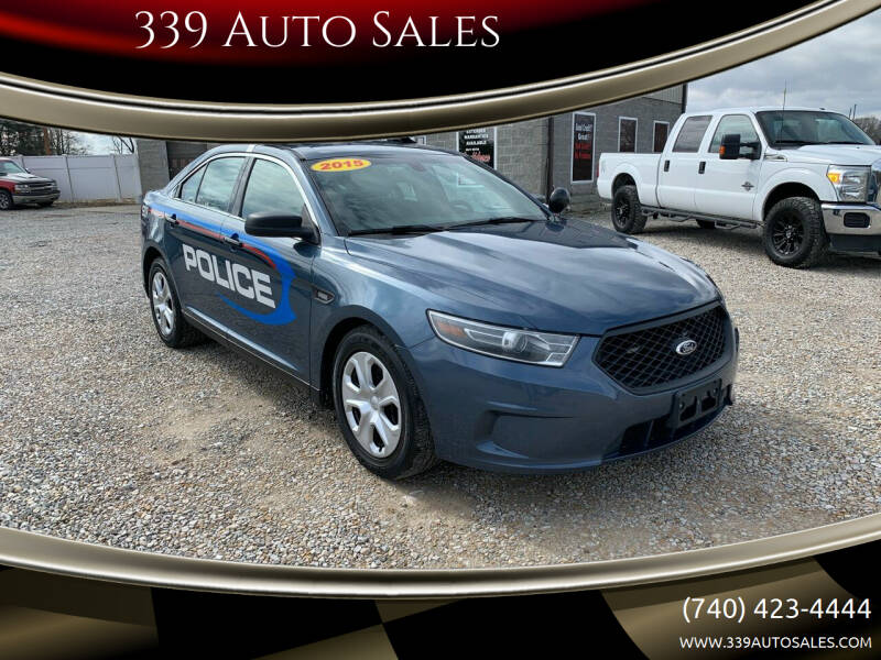 2015 Ford Taurus for sale at 339 Auto Sales in Belpre OH