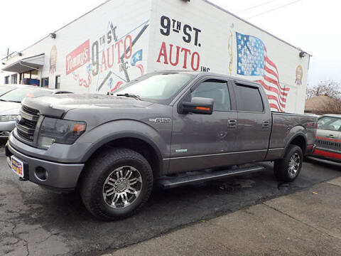 2013 Ford F-150 for sale at Tommy's 9th Street Auto Sales in Walla Walla WA