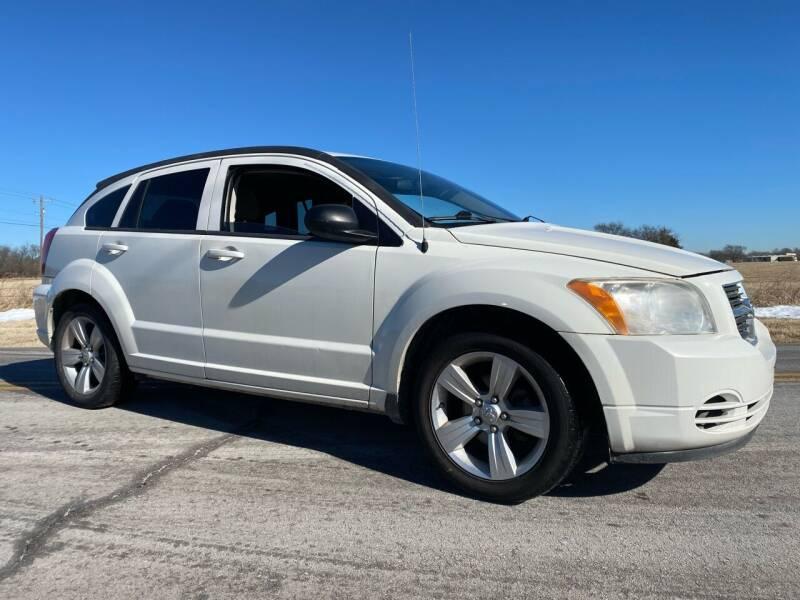 2010 Dodge Caliber for sale at ILUVCHEAPCARS.COM in Tulsa OK