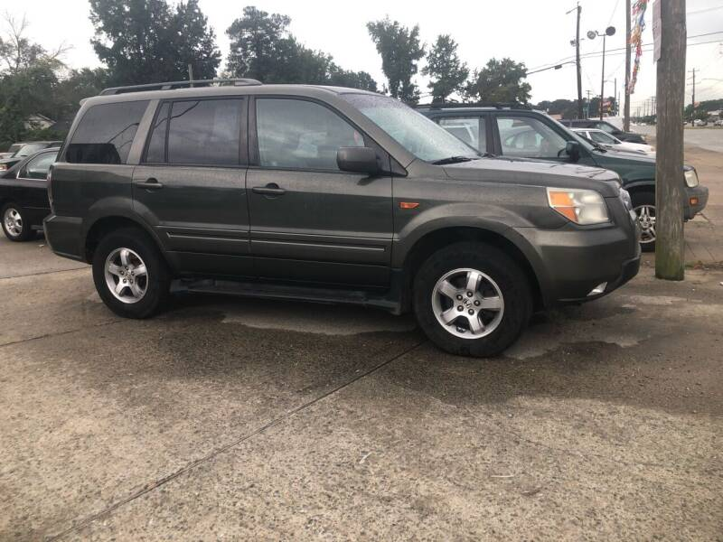 2006 Honda Pilot for sale at AFFORDABLE USED CARS in Richmond VA