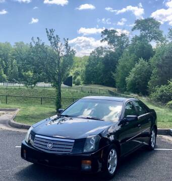 2004 Cadillac CTS for sale at ONE NATION AUTO SALE LLC in Fredericksburg VA