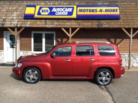 2011 Chevrolet HHR for sale at MOTORS N MORE in Brainerd MN