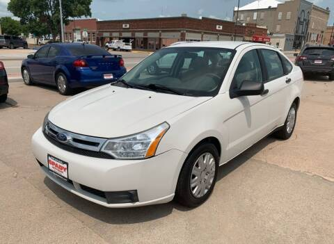 2011 Ford Focus for sale at Spady Used Cars in Holdrege NE