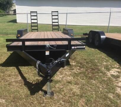 2021 Triple Crown 7 x 18   10k lbs for sale at Sanders Motor Company in Goldsboro NC