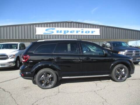 2019 Dodge Journey for sale at SUPERIOR CHRYSLER DODGE JEEP RAM FIAT in Henderson NC