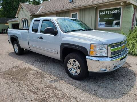 2012 Chevrolet Silverado 1500 for sale at Sharpin Motor Sales in Columbus OH