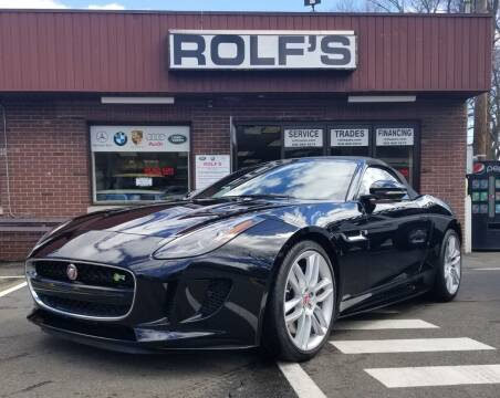 2016 Jaguar F-TYPE for sale at Rolfs Auto Sales in Summit NJ