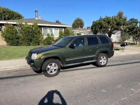 2007 Jeep Grand Cherokee for sale at PACIFIC AUTOMOBILE in Costa Mesa CA
