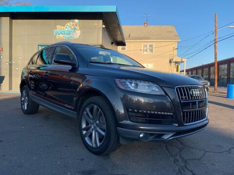 2011 Audi Q7 for sale at Fournier Auto and Truck Sales in Rehoboth MA