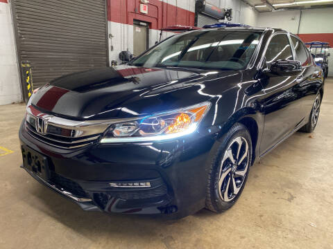 2017 Honda Accord for sale at Columbus Car Warehouse in Columbus OH