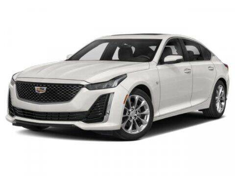2021 Cadillac CT5 for sale at DON'S CHEVY, BUICK-GMC & CADILLAC in Wauseon OH