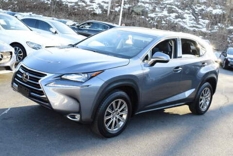 2017 Lexus NX 200t for sale at Automall Collection in Peabody MA