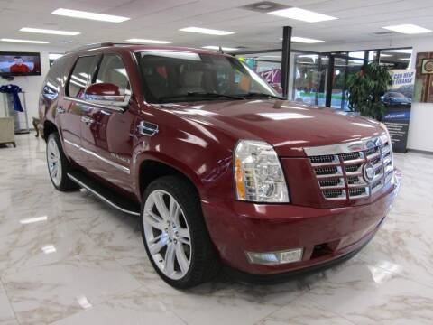 2007 Cadillac Escalade for sale at Dealer One Auto Credit in Oklahoma City OK