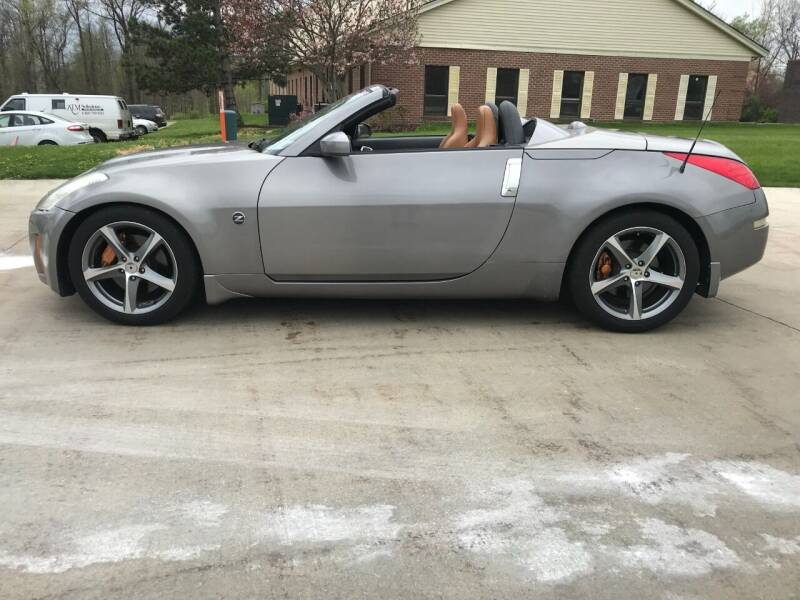 2008 Nissan 350Z for sale in Warrensville Heights, OH