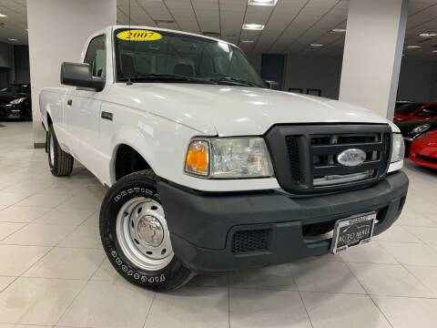 2007 Ford Ranger for sale at Auto Mall of Springfield in Springfield IL