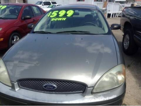 2004 Ford Taurus for sale at Jerry Allen Motor Co in Beaumont TX