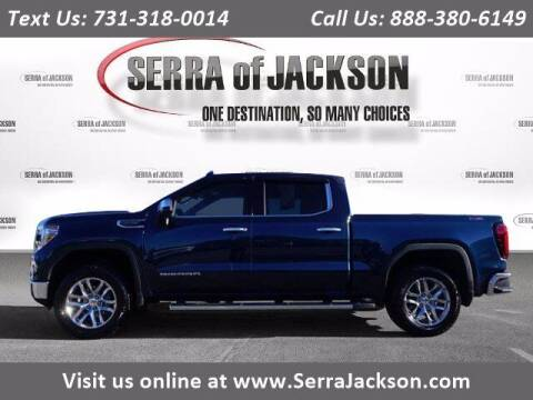 2020 GMC Sierra 1500 for sale at Serra Of Jackson in Jackson TN