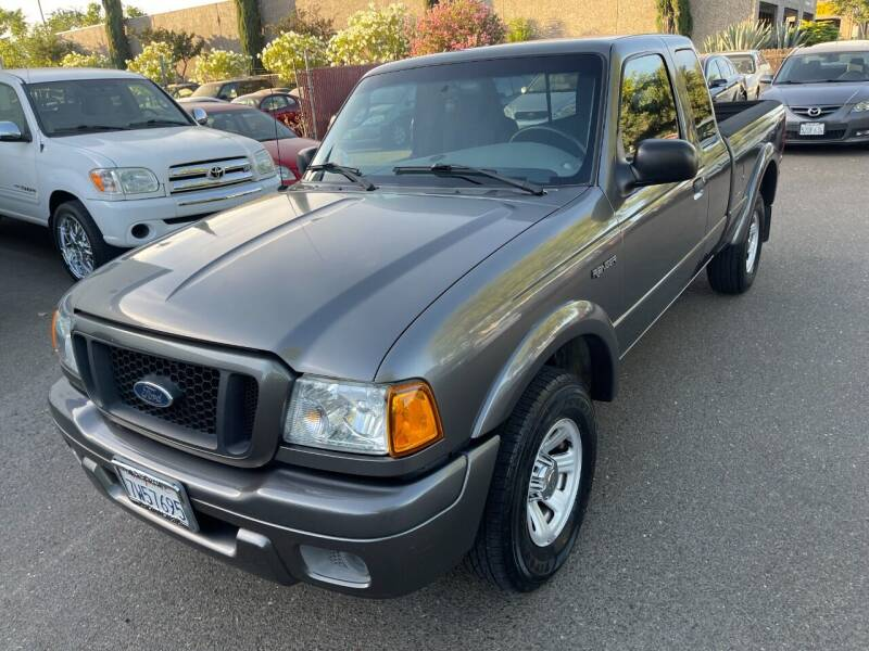 2005 Ford Ranger for sale at C. H. Auto Sales in Citrus Heights CA