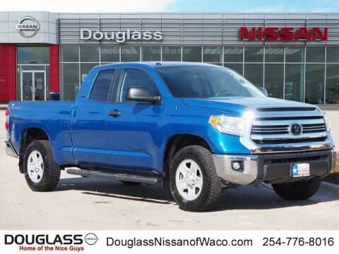 2017 Toyota Tundra for sale at Douglass Automotive Group in Central Texas TX