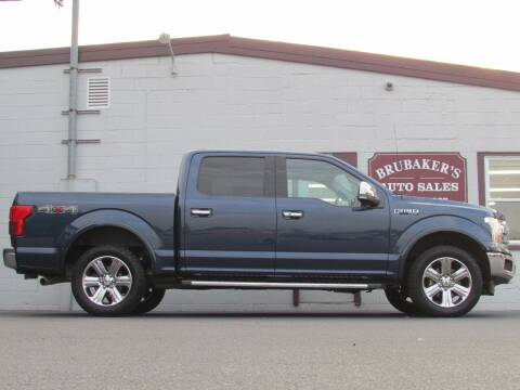 2018 Ford F-150 for sale at Brubakers Auto Sales in Myerstown PA