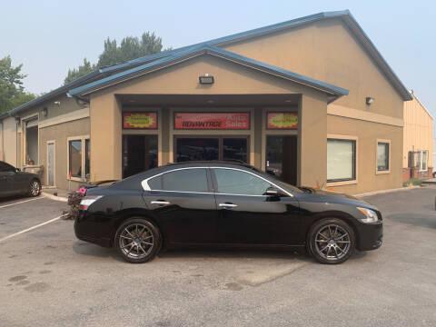 2012 Nissan Maxima for sale at Advantage Auto Sales in Garden City ID