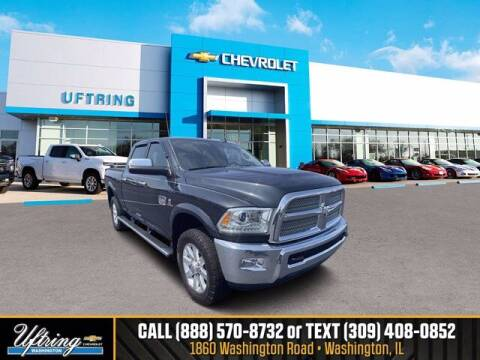 2015 RAM Ram Pickup 3500 for sale at Gary Uftring's Used Car Outlet in Washington IL