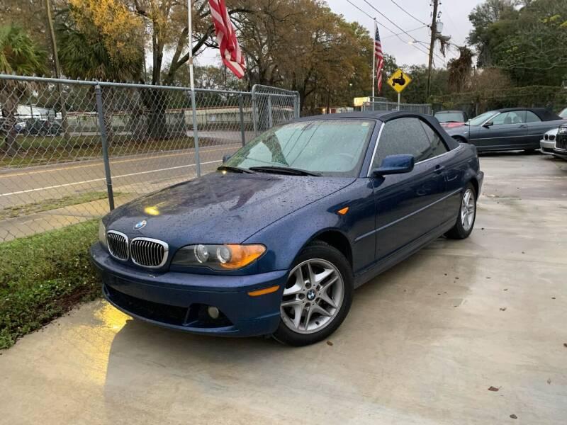 2004 BMW 3 Series for sale at FLORIDA MIDO MOTORS INC in Tampa FL