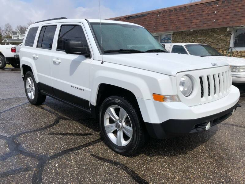 2012 Jeep Patriot for sale at Approved Motors in Dillonvale OH