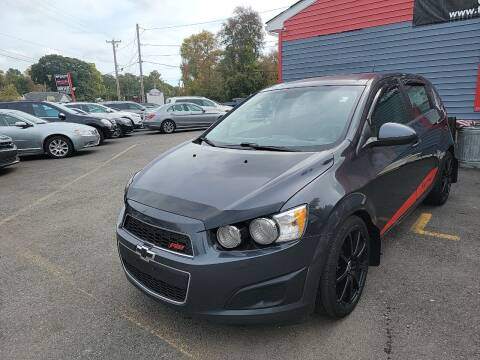 2012 Chevrolet Sonic for sale at Top Quality Auto Sales in Westport MA