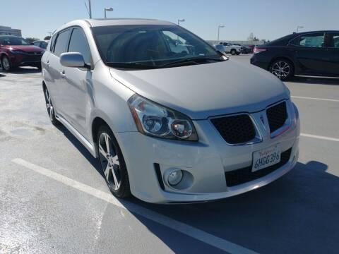 2009 Pontiac Vibe for sale at AUCTION SERVICES OF CALIFORNIA in El Dorado CA