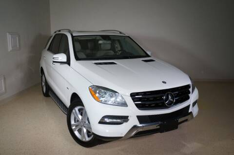 2012 Mercedes-Benz M-Class for sale at TopGear Motorcars in Grand Prarie TX