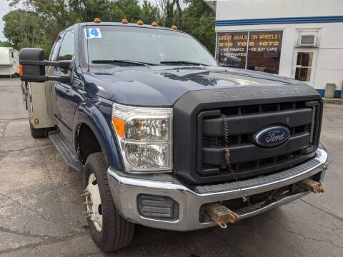 2014 Ford F-350 Super Duty for sale at GREAT DEALS ON WHEELS in Michigan City IN