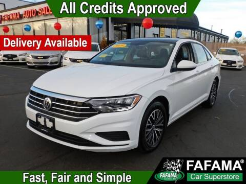 2019 Volkswagen Jetta for sale at FAFAMA AUTO SALES Inc in Milford MA