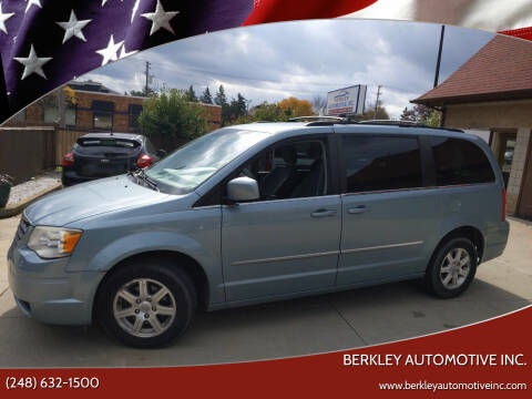 2009 Chrysler Town and Country for sale at Berkley Automotive Inc. in Berkley MI